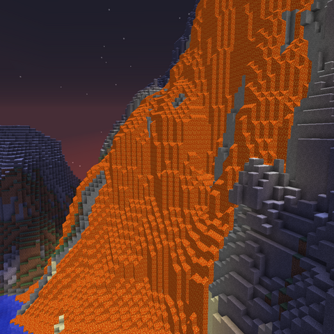 View of the outside of Oxus's hive