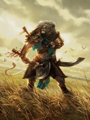 Ajani, Mentor to Heroes