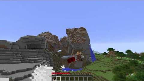 MInecraft 1.9 GM4 Jetpack Test Flight