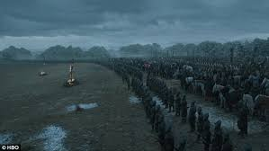 File:The Bolton army facing the Stark forces at the Battle of the Bastards.jpg