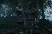 Arya and Sandor - Mockingbird -1