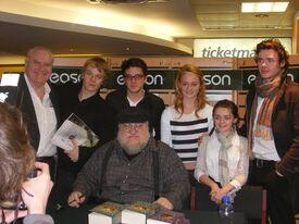 Cast Belfast 2009