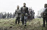 Broken man Jaime and Bronn
