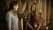 Sansa and Cersei