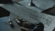 Lyanna Mormont's letter