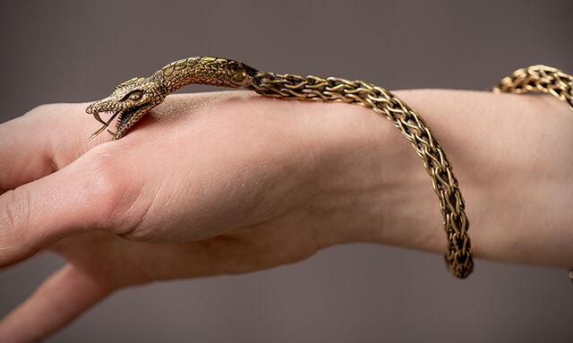 File:Ellaria snake bracelet.jpg