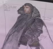 Night's Watch Costume Concept Art