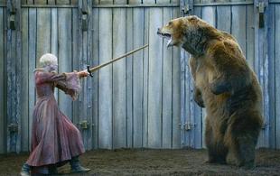Niedźwiedź i Dziewica Cud
