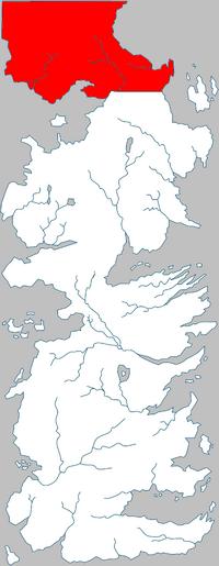 Wildling territories