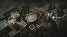 Winterfell Title Sequence