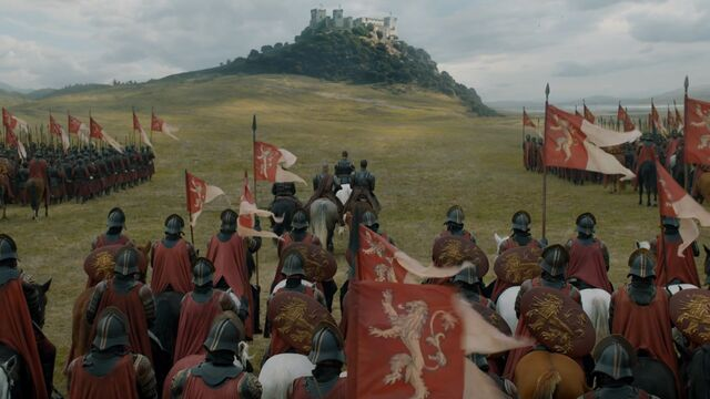 File:Lannister army reaches Highgarden s7.JPG
