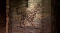 House Stark tapestry