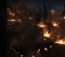 Assault on the Targaryen Fleet