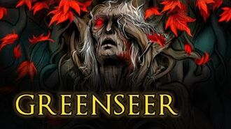 Greenseer - Game Of Thrones, A Song of Ice and Fire