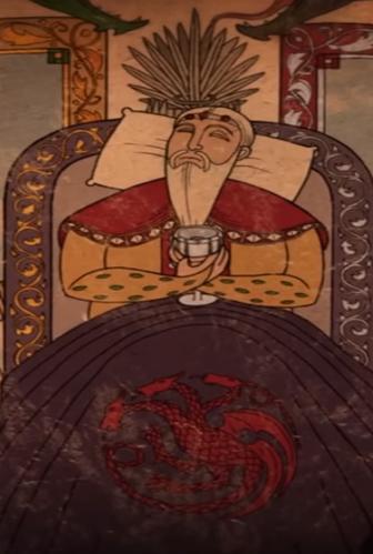 Viserys I Targaryen