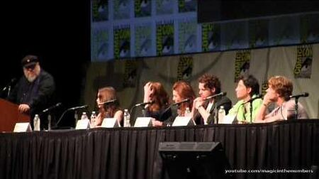 (3 of 3) Game of Thrones, San Diego Comic Con 2012