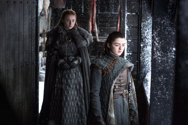 File:Sansa-Arya-Beyond-the-Wall.jpg