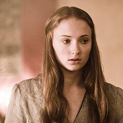 Sansa's HBO Season 2 promo picture.