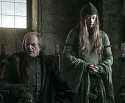 Walder and Joyeuse 1x09