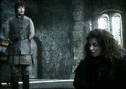 Theon and Osha 1x07