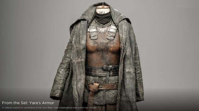File:Yara Greyjoy costume and armor behind the scenes.jpg