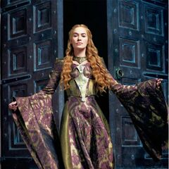TV Guide photo shoot, Cersei Season 3.