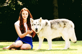 Sophie Turner and Zunni 1
