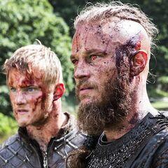 Lucius after battle