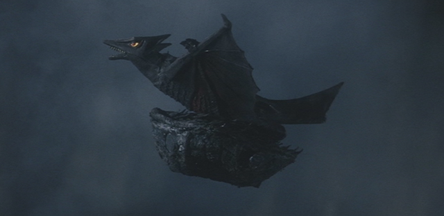 File:Gamera - 3 - vs Gyaos - 34 - Gyaos takes Gamera for a short flight.png