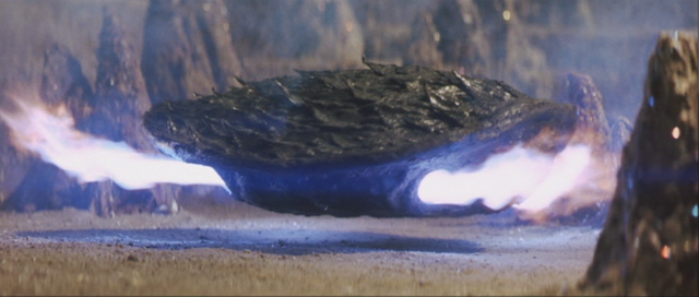 File:Gamera - 5 - vs Guiron - 22 - Gamera arrives.png
