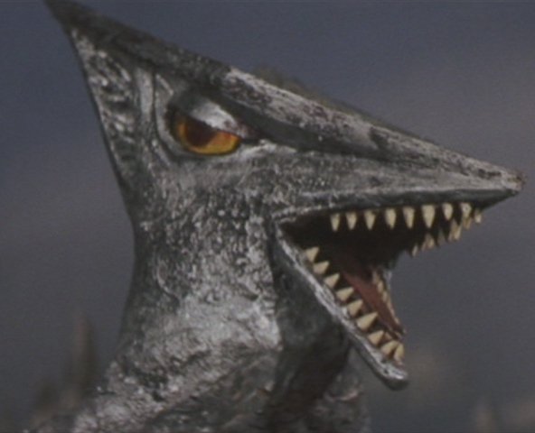 File:Gamera - 5 - vs Guiron - 7 - Space Gyaos Roars.png