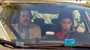 Season 1, Episode 8 - Conor and Spanks