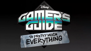 Gamer's Guide to Pretty Much Everything logo