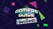 Gamer's Guide to -WINNING logo