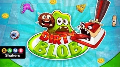 Game Shakers Dirty Blob - Full Gameplay - Nickelodeon Games