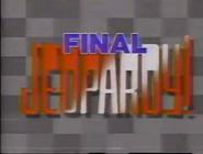 Final Jeopardy! Reddu