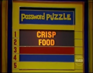 Passwordpluspuzzle First Episode Two Word Clues