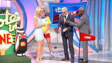 Let's Make A Deal - Mash Up Week Drew Carey & Hole in One