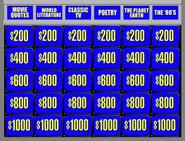 Double jeopardy board 1991 by wheelgenius-d5glcuj