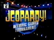 Jeopardy! Season 11-12d Jeopardy! Olympic Games Tournament