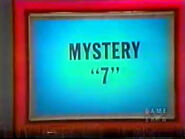 Early Mystery 7