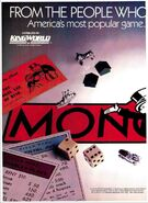 Monopoly Game Show 1989 ad 3