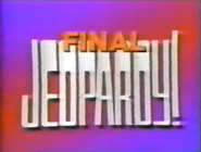 Final Jeopardy! Red Pink