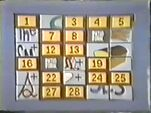 Concentrationboard70s