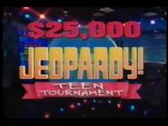 Teen Tournament Logo 1995 & 1996