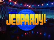 Jeopardy! 1994 title card
