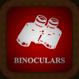 Binocularspyl