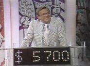 Bill Wins $5700