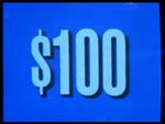 $100 2