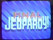 Final Jeopardy! Zig Zag
